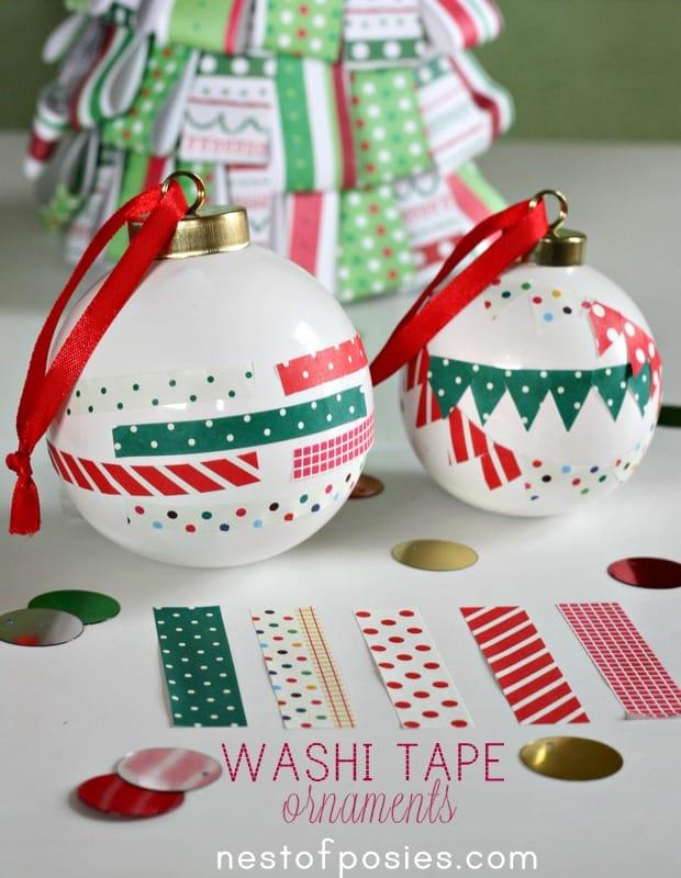 15 great handmade christmas ornaments